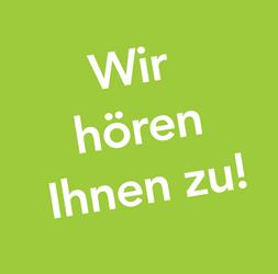 HNO Kleve Duijnstee - Wir hören Ihnen zu! Sticker